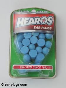 Hearos Xtreme Protection Series Hearos. Packaging